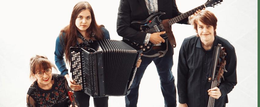 Koufonisia Classical - Tango Mono Κουιντέτο