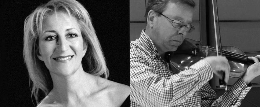 Ρεσιτάλ Πιάνου και Βιολιού - Jari Valo & Μιχαηλίδου