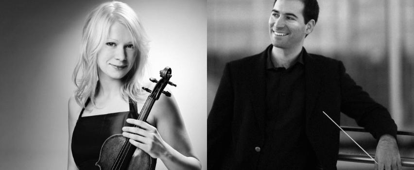 Ρεσιτάλ Πιάνου και Βιολιού - Kreeta-Julia Heikkila και Κορνήλιος Μιχαηλίδης