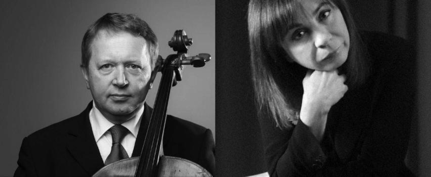 Ρεσιτάλ Πιάνου και Βιολοντσέλου - Aare Tammesalu & Νομίδου